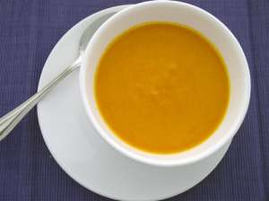Quick Carrot Soup