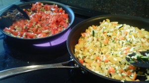 Vegetarian Recipes Stuffed Peppers Hectic Life Healthy