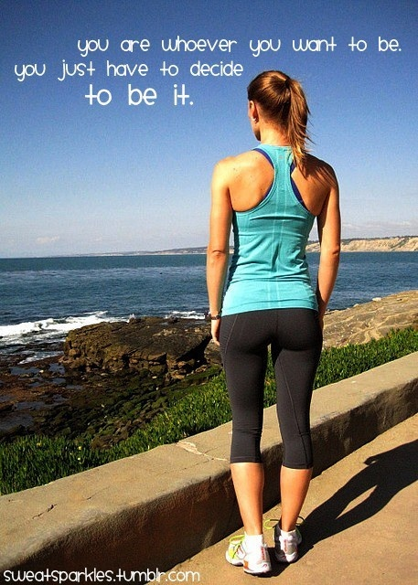 Decide to be Fit!