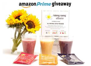 Kaeng Raeng Amazon Prime Giveaway