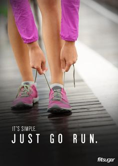 Fitness Friday-Get your run on!